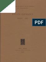 Política en Los Versos de Quevedo. CANDELAS Studi_Ispanici. Anno XXXVI. 2011
