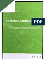 La Musica Contemporanea