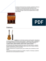 10 Instrumentos Musicales