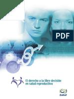 El Derecho a La Libre Decisión en Salud Reproductiva-DOCSAL7200