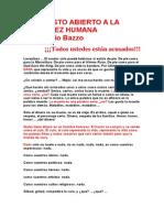 Bazzo Ezio Flavio - Manifiesto Abierto a La Estupidez Humana