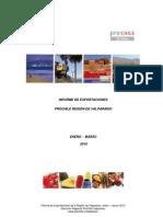 Informe Exportac. v Reg. Ene-mar 2010