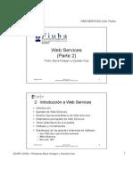 Web Services Parte 2