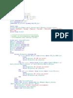 Create Database Hospital