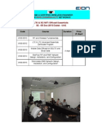7- EION Training Event LTE 3G WiFi Offlaod Essentials 4-Days Course December 02 - 05 2013