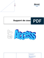 Support de cours -Access97fr NASRO@
