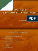 Pasos Del Planeamiento Estratgico2733