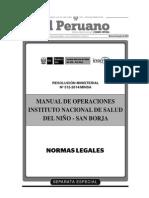 Separata Especial Normas Legales 08-07-2014 [TodoDocumentos.info]