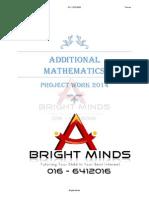 Add Maths Project Work Johor 2014