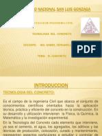 Concreto Componentes Ventajas 2012 I