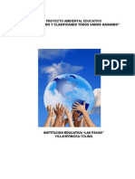 proyectoambientaleducativo-110818203734-phpapp01