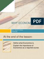 What Economics