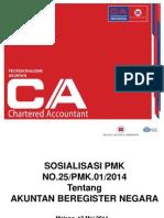 Acara UMM_Materi PMK Dan CA IAI_Malang 13 Mei 2014