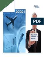 Presentacion Standard 27001_2013