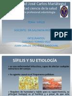Sifilis Exponer Hoy