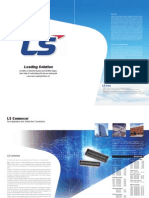 LS Mtron Product Catalogue