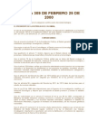 Decreto 309 Permiso de Investigacion