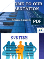 Presentation 372 Marico Ltd.