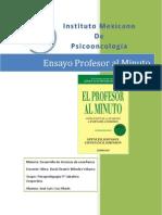Profesor Al Minuto