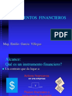 Actiivos Financieros
