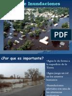 inundaciones pluviales