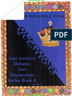 Series Book 6 - Questions and Answers