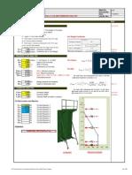 Formwork template
