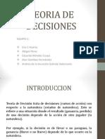 Teoria de Decisiones (3)