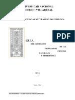 3.-Guia Est. 2012- Fac.c.n.y Matematicas