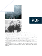 Berikut 6 Usaha Pencegaran Pencemaran Udara Yang Dapat Kita Lakukan
