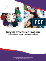 Bullying Program