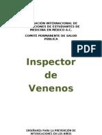 Manual Inspector de Venenos