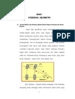 Steering Geometri