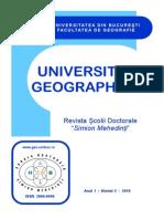 Universitas Geographica 2 2010