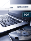 CAE Oxford Interactive Learning Training Innovation for the Aviation Industry