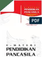 0 e Materi Pendidikan Pancasila Cover