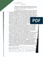 RH-038 the Supriyasarthavahajataka. Edited With an Introduction. Indica Et Tibetica Verlag. Bonn 1988. 105 Pp Vol. 37 NO. 4 October 1994 p. 364