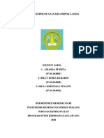 145462844 29825050 Laporan Pendahuluan Lansia PDF