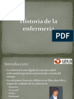 Ppt.historia de La Enfermería... Completo