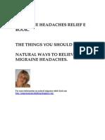 Migraine eBook 2