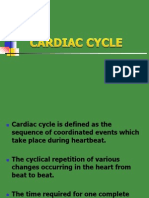 Cardiac Cycle.