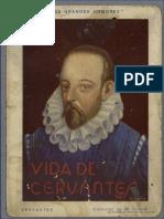Vida de Cervantes (Material Gráfico)
