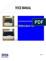 Service Manual LQ1170