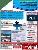 Virat Institute Flyer