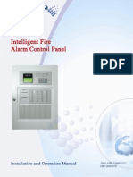 GST200 Intelligent Fire Alarm Control Panel Issue 4.06