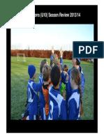 wye juniors 2013-14
