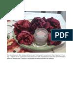 Deodorante Alle Rose