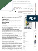 Folha de SP.pdf - Somente 1 Em Cada 10 Roubos Investigado - 23-Jun-2014