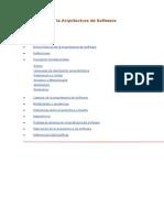 Introducción a La Arquitectura de Software Por Carlos Billy Reynoso