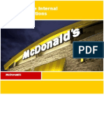 McD OpManual_Internal Communication
